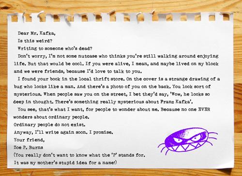 Kafka S Letter To Publisher