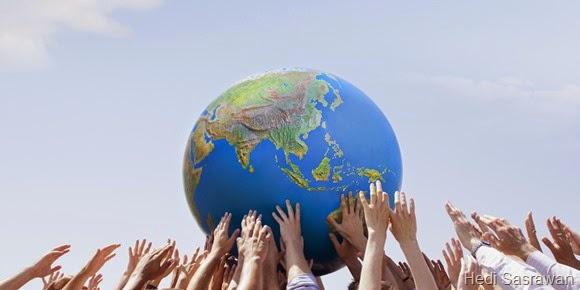 10 Sikap Positif Terhadap Globalisasi