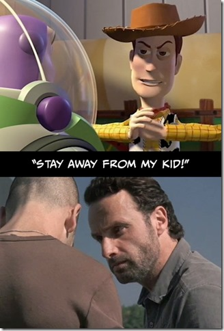 Walking Dead v Toy Story 5b