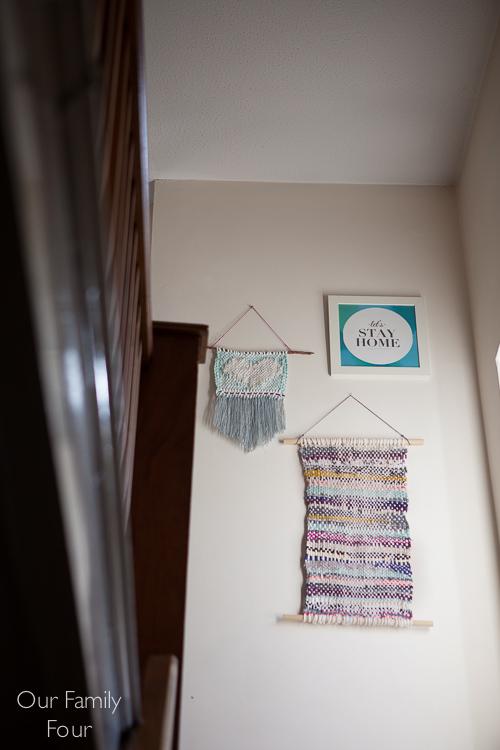 Heart Weaving Wall 1