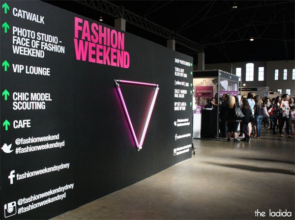 Fashion Weekend Sydney 2013