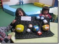 δημιουργώντας το ηλιακό μας σύστημα (2)