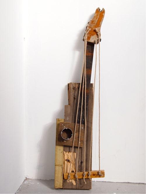 Guitarras recicladas 05
