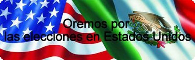 bandera estados unidos y mexico elecciones 2012
