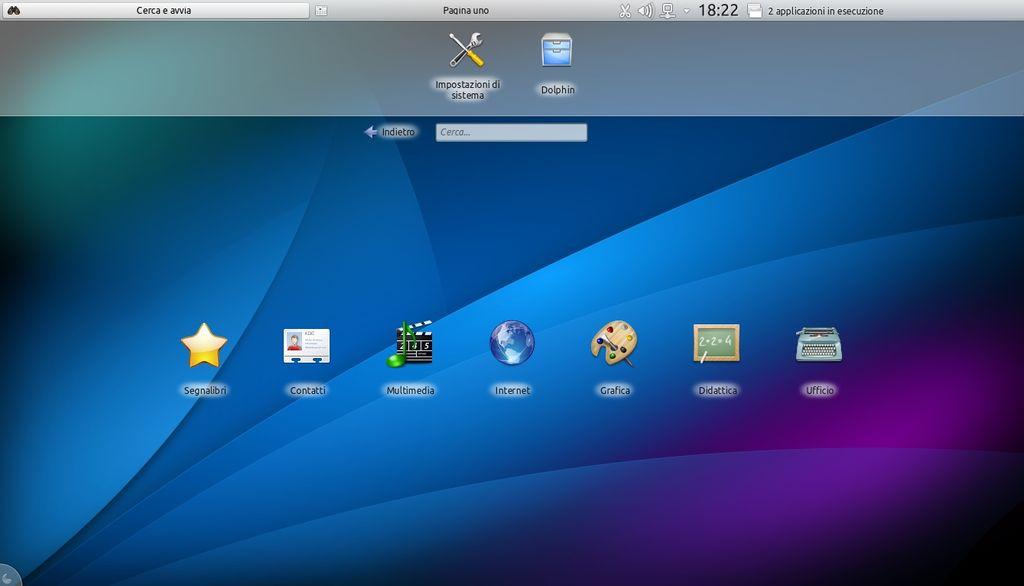 Kubuntu 14.04 - desktop Ultraportatile