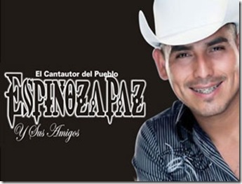 Espinoza Paz en mexico plaza de toros