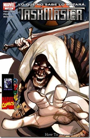2012-01-22 - Taskmaster miniserie