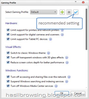 Gamefire screenshot 2