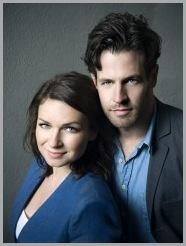 Erica y Patrick