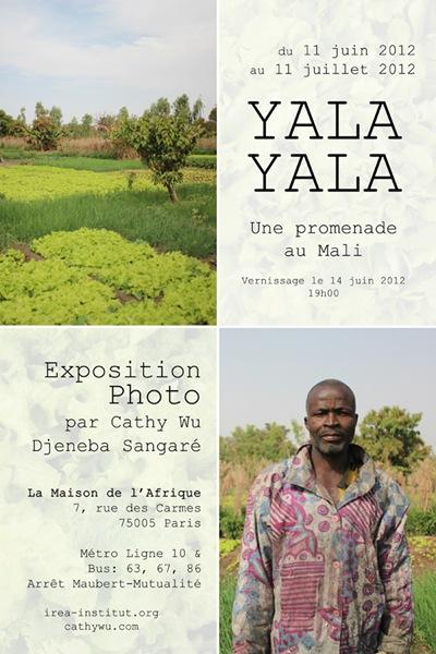 Yala Yala Expo Affiche