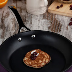 Cranberry and Orange Pancakes