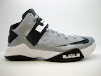 nike zoom soldier 6 tb grey black 1 01 4 x Nike Zoom Soldier VI Team Bank: Black, Navy, Green &amp; Red
