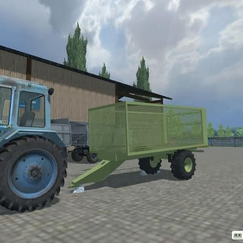 Farming simulator 2013 - Allrounder v 1.0
