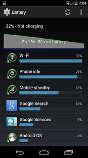 Atomic Battery Saver - screenshot