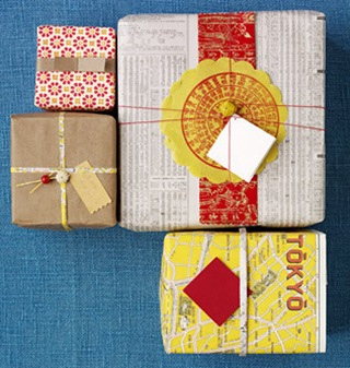 asian gift wrapping ideas