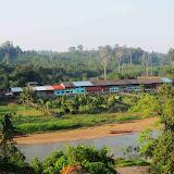 写真4 Rh Mawang: Anap川最上流の村。 / Photo4 Rh Mawang: a village located in the most upstream of Anap River.