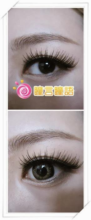 日本EOS隱形眼鏡-Big Size咖13