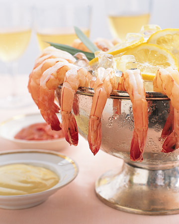 Shrimp Cocktail. (marthastewart.com)