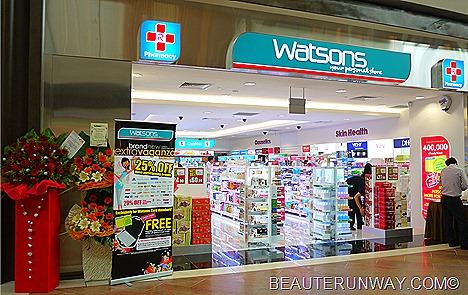 Watsons Marina Bay Sands