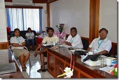 Board meeting 8