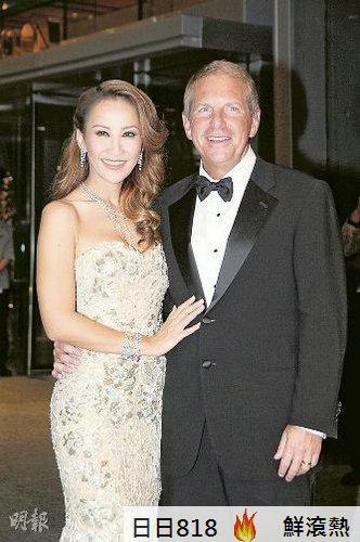 李玟奢華婚禮細節曝光 富豪老公表態財產共享