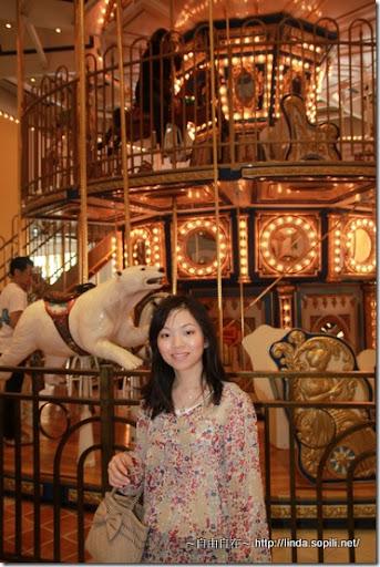 高雄義大遊樂世界-旋轉木馬