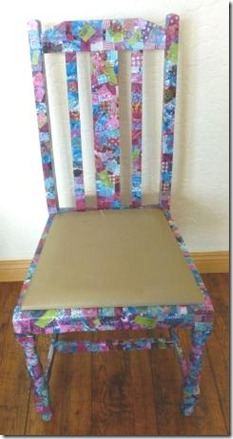 Decopatch Chair