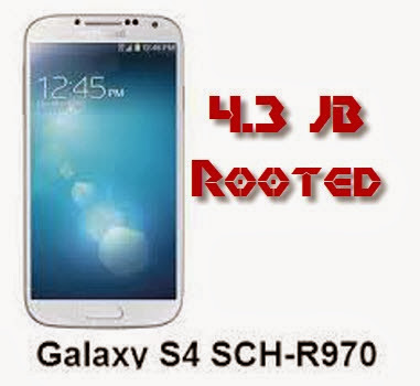 Galaxy-S4-r970-rooted