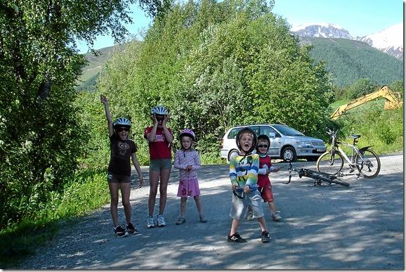 Sykkeltur til Sæbø pinsa 09 008
