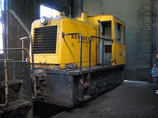 #310 GE 25 Ton Diesel Northern Nevada RR