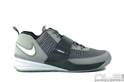 nike zoom revis wolf grey 01 web #LeBronDNA: Ken Link & Nike Zoom Revis Appreciation Post