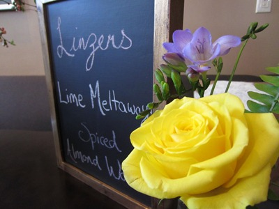 Chalkboard Rental | Ideas in Bloom