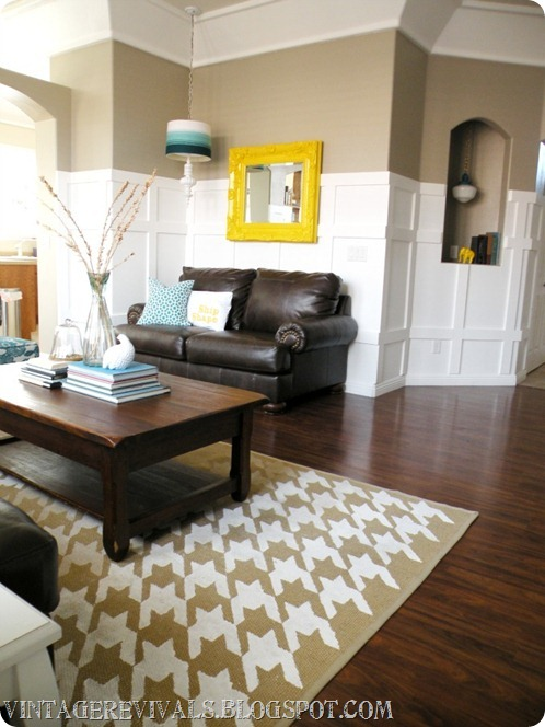 DIY-houndstooth-rug