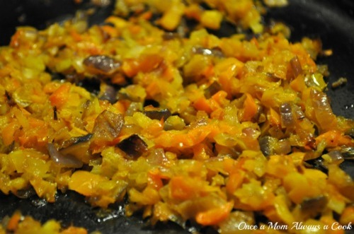 Sauteed Veggies