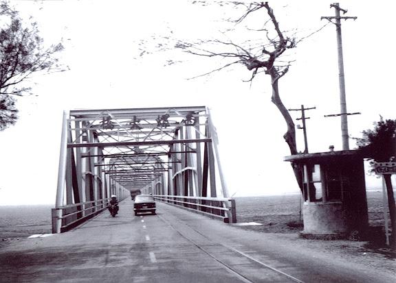 西螺大橋舊景觀(一)