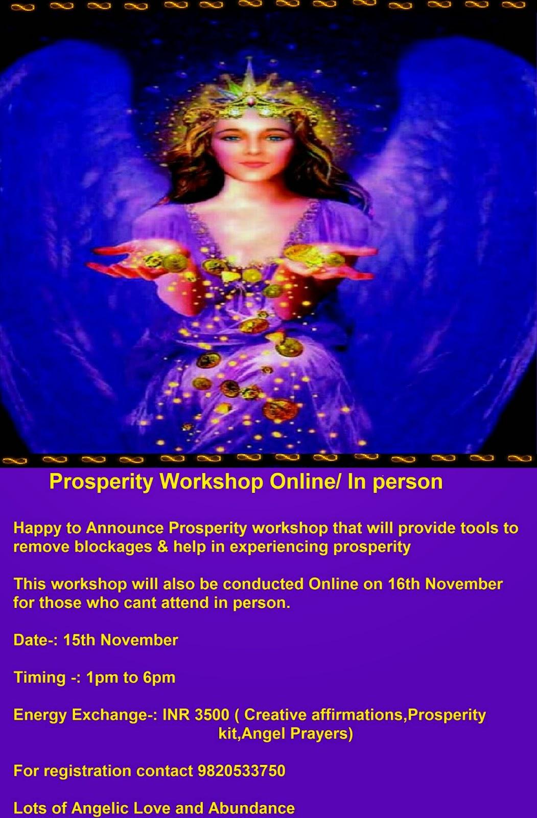 Prosperity is female energy 36