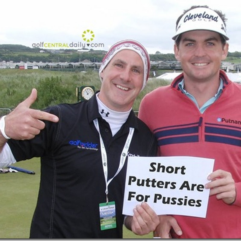 Legends Unite In Protest Over Belly Putter Ban