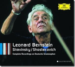 Stravinsky Consagracion Bernstein DG