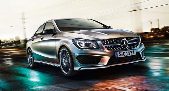 2014-Mercedes-CLA-Sports-Saloon-1