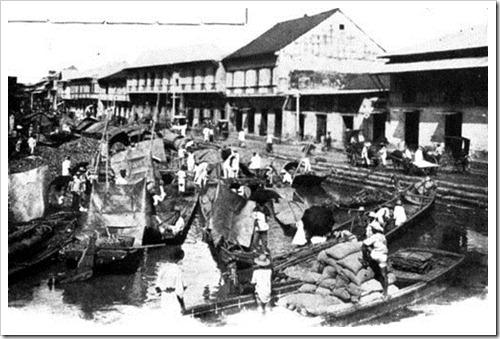 Calle Tetuan Estero c1900s