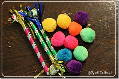 party-blowers-and-pom-poms