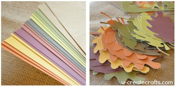 DIY Gratitude Tree Supplies