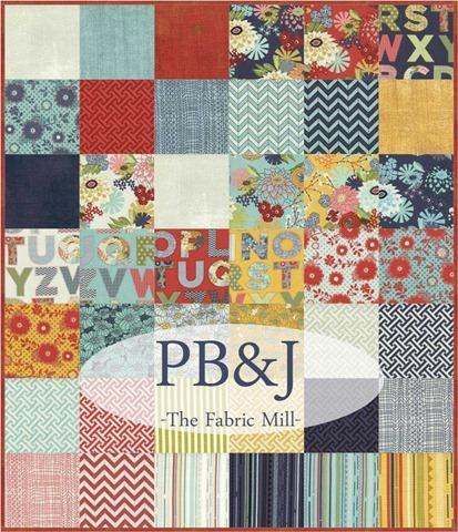 PB&J sampler quilt