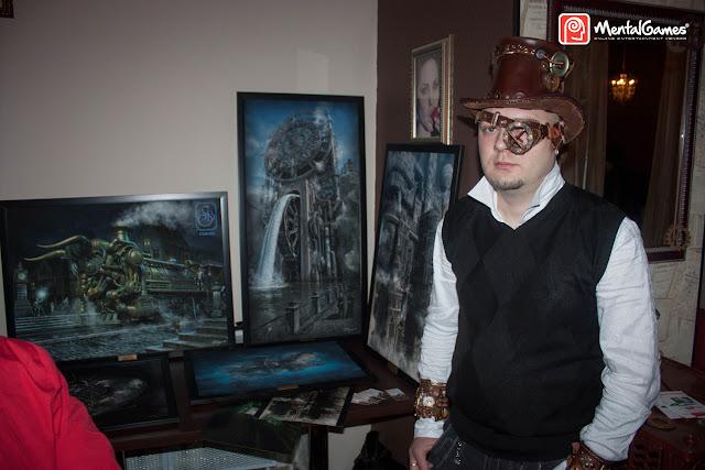 Отчет с вечеринки Steampunk 3.0 (Фото 5)