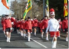 parade flute band