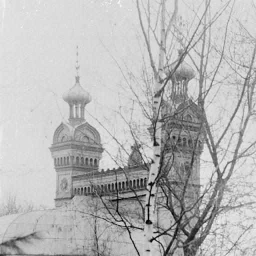 Kupolerna på Rullans musikestrad 1901-02