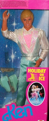 Ken Holiday on Ice 1989
