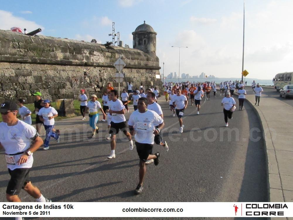 Se abrió proceso de inscripciones de la carrera Cartagena de Indias 10k