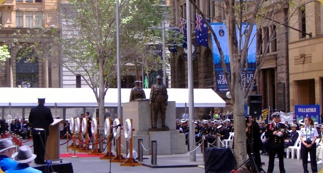 IFR 2013 Memorial at Cenotaph