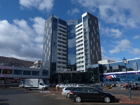 Cazare Romania: Hotel Central Plaza Piatra Neamt